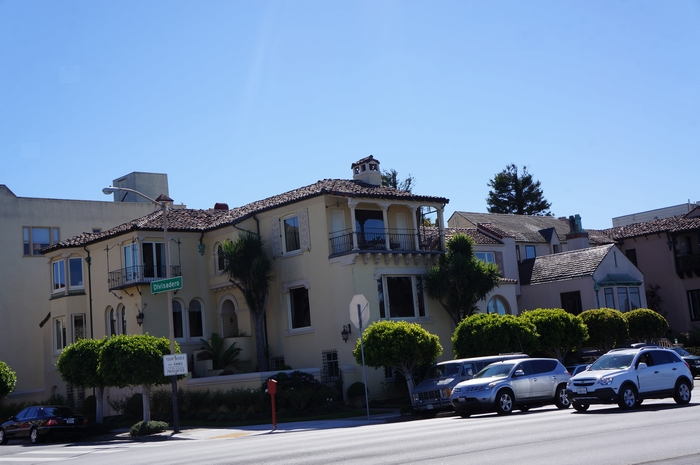 Marina Boulevard San Francisco