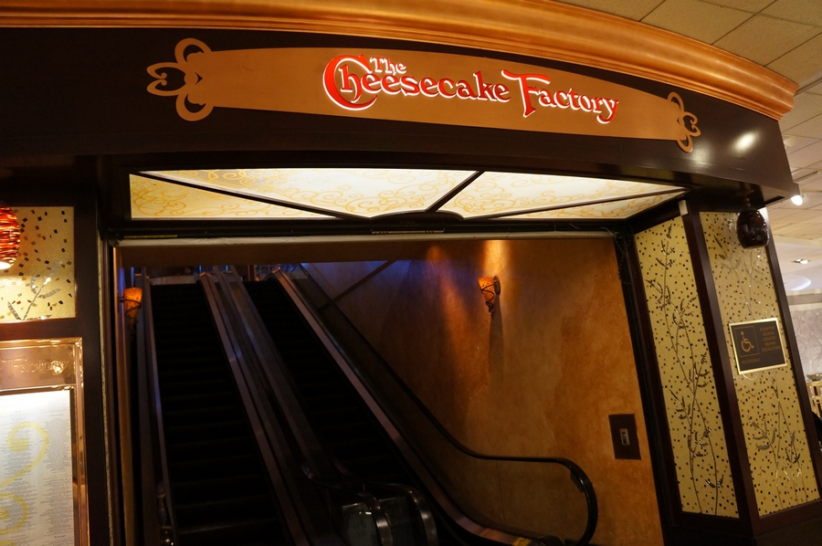 Cheesecake Factory San Francisco