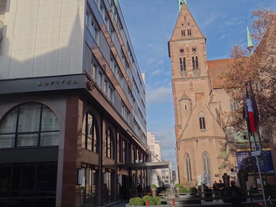 Hotel Sofitel Strasbourg
