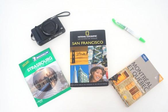 choisir son guide de voyage