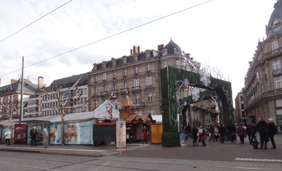 Strasbourg Marché de Noël