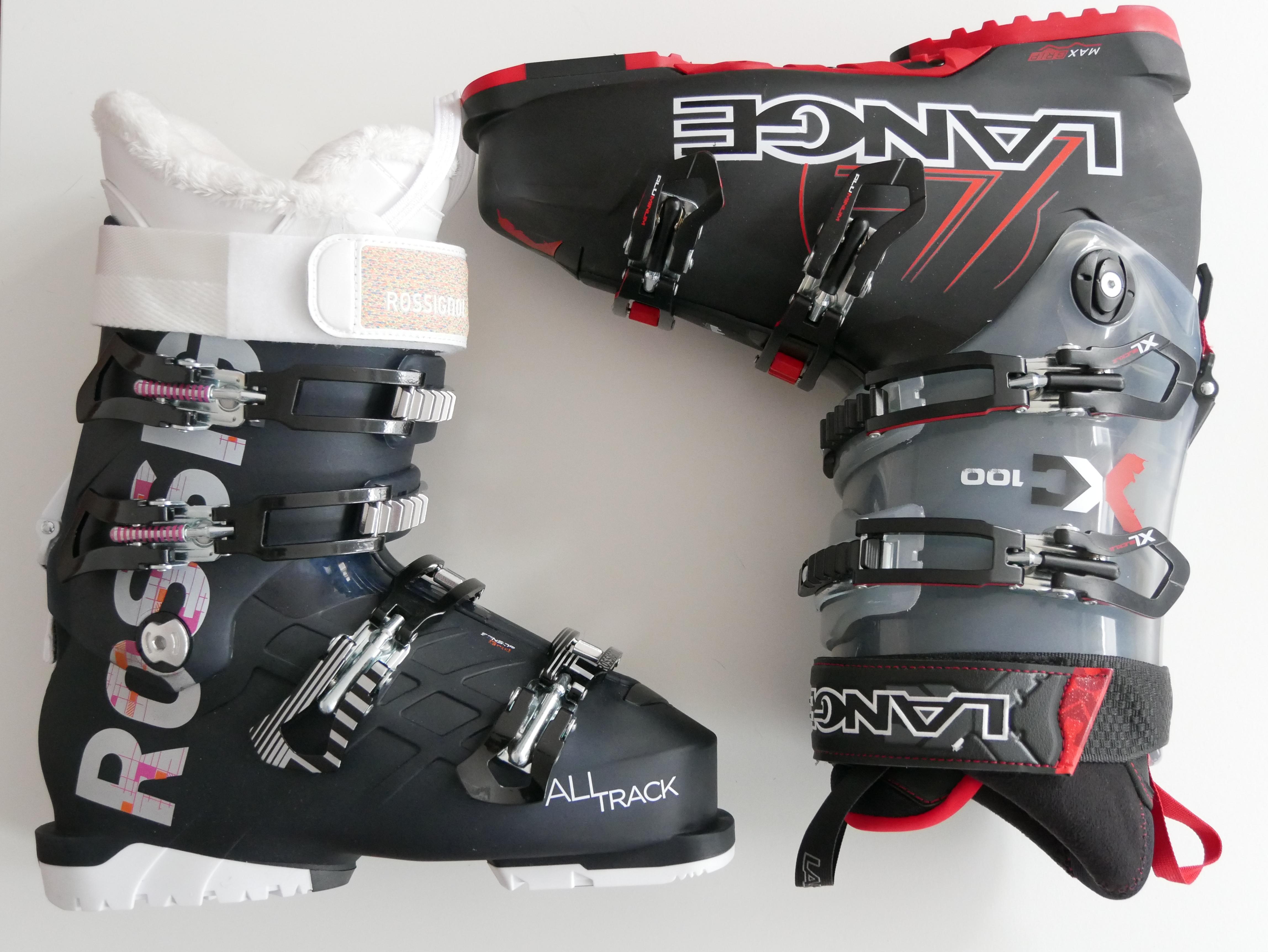 acheter et vendre authentique chaussure ski pied plat baskets