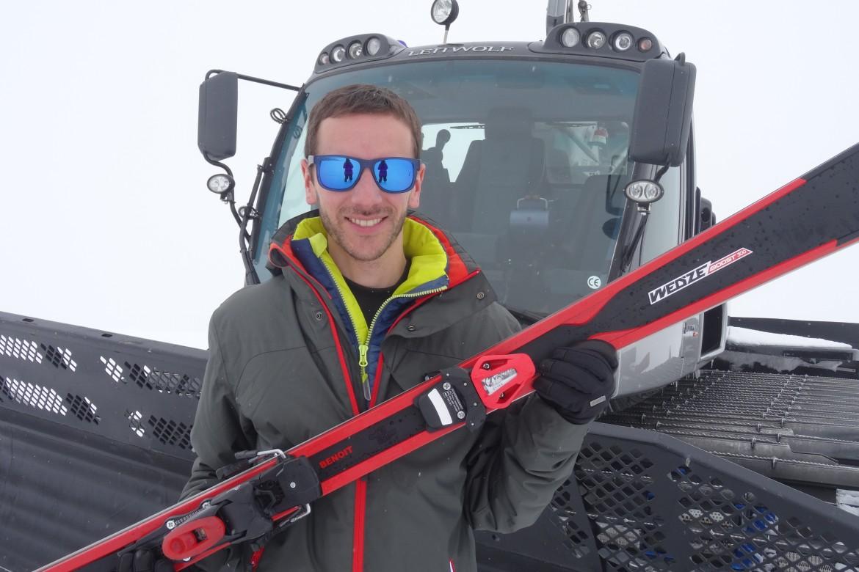 Ski Boost Archtech 300 Wed'ze