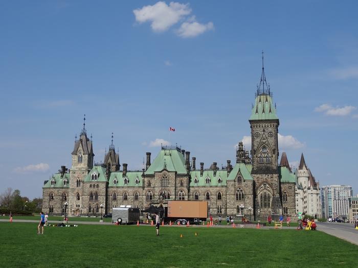 Visite d'Ottawa