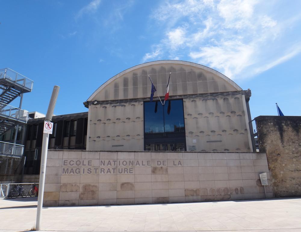 Ecole Nationale Magistrature Bordeaux
