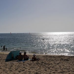 CHALEUR On rve dune fin de journe  la plagehellip