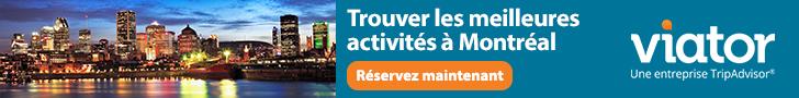les meilleures activités de Montréal