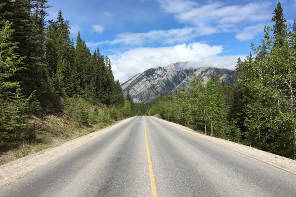 itinéraire de quatre semaines au Canada