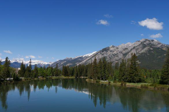 Quoi faire à Banff