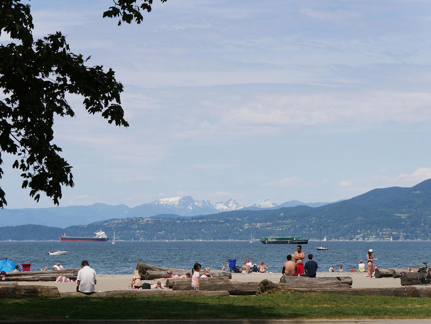 voyage dans l'Ouest Canadien : Vancouver