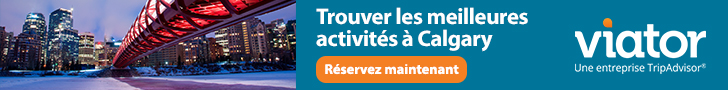 réserver attractions à Calgary