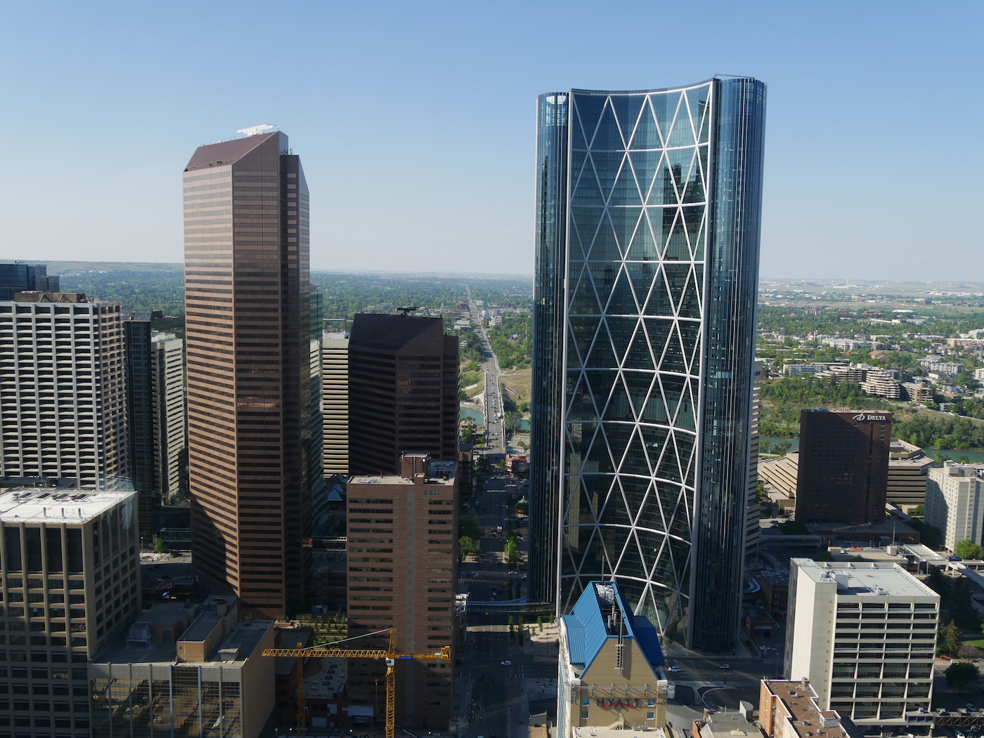 Vue Calgary Tower