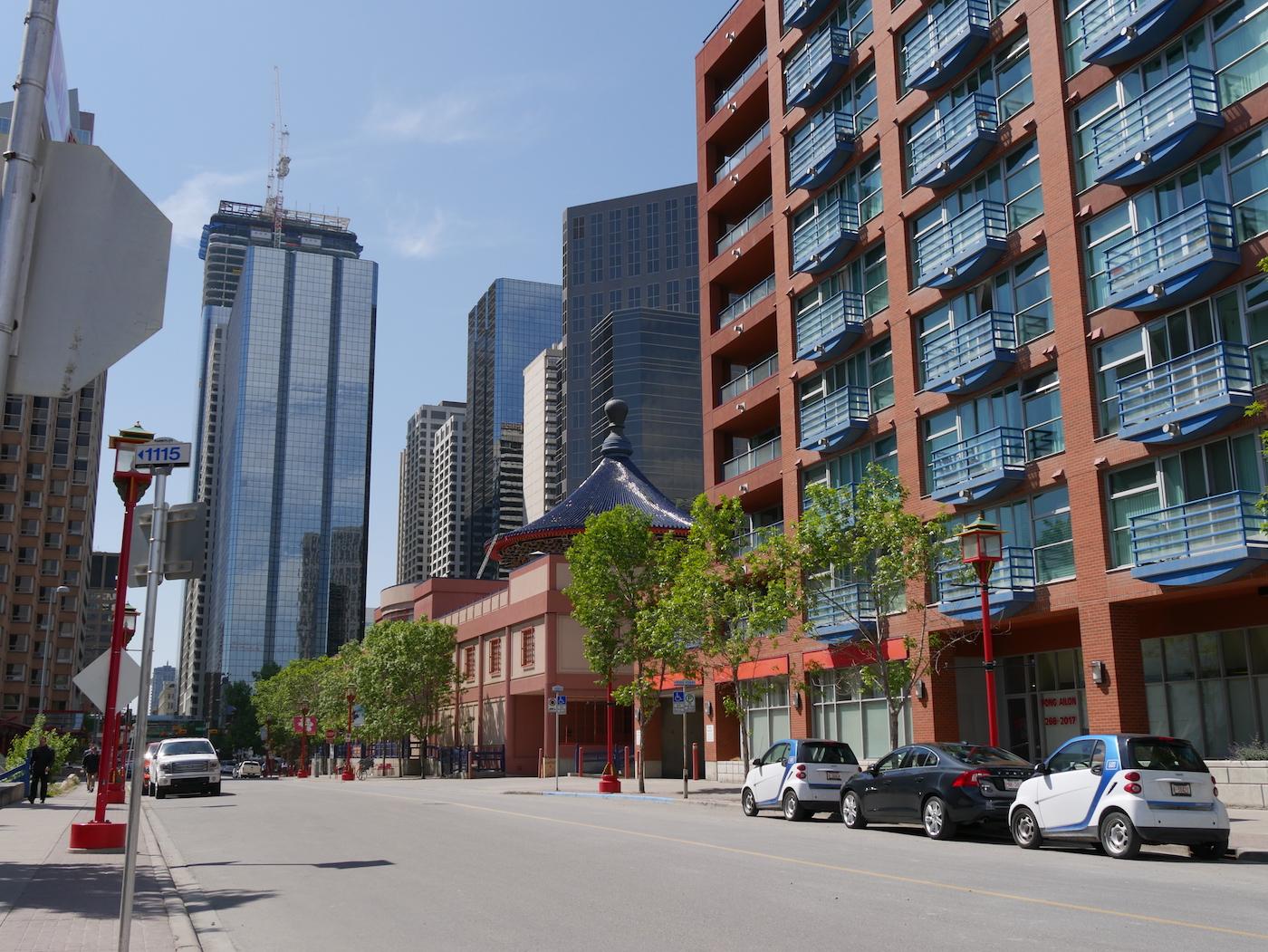 Chinatown Calgary