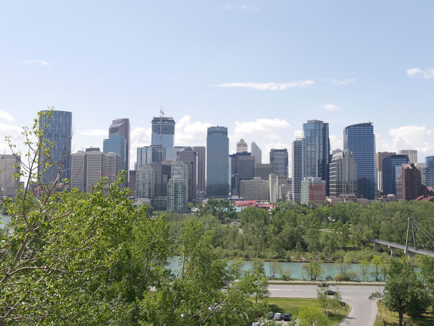 Mc Hugh Bluff Calgary