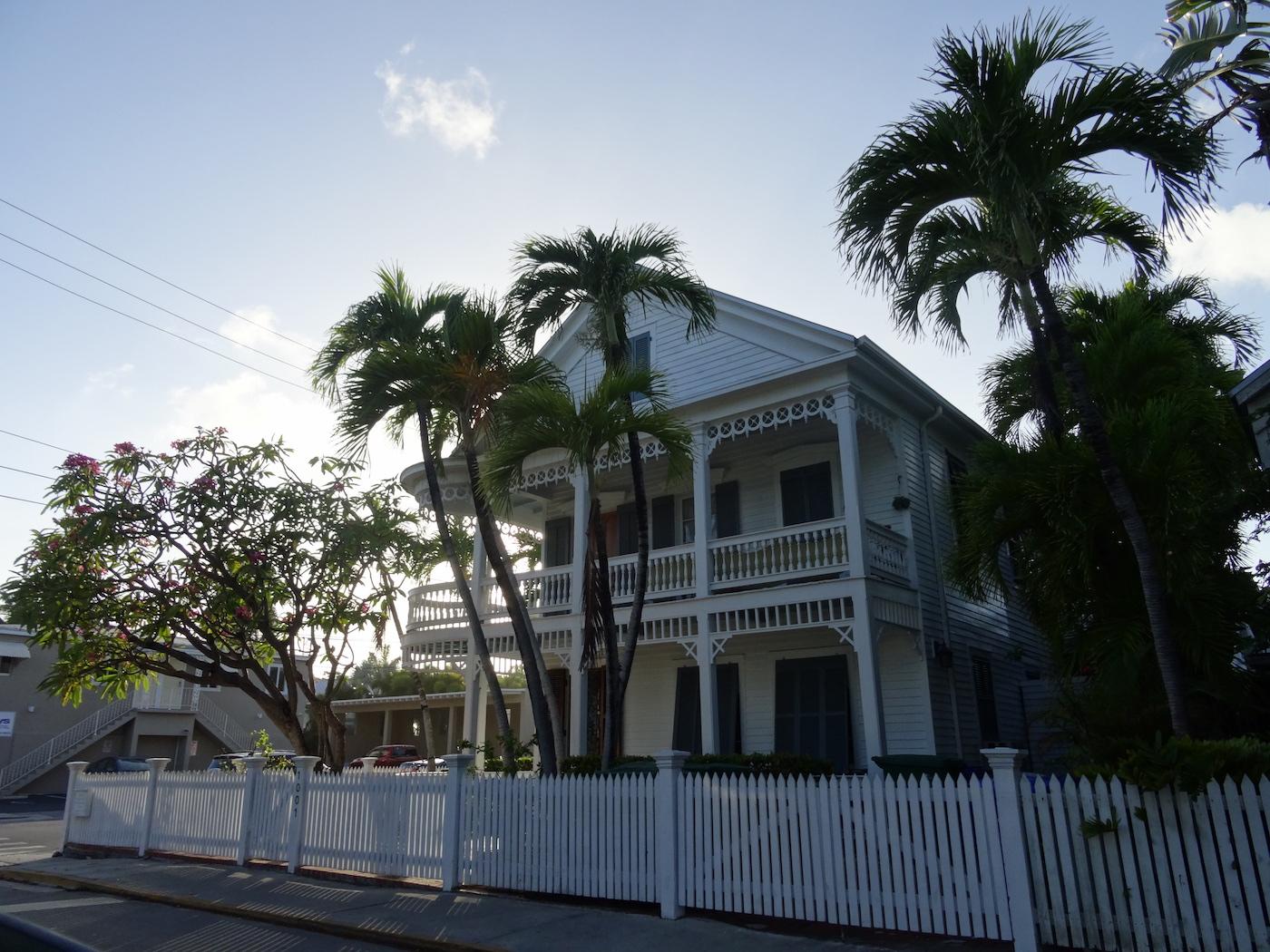 Key West petite maison