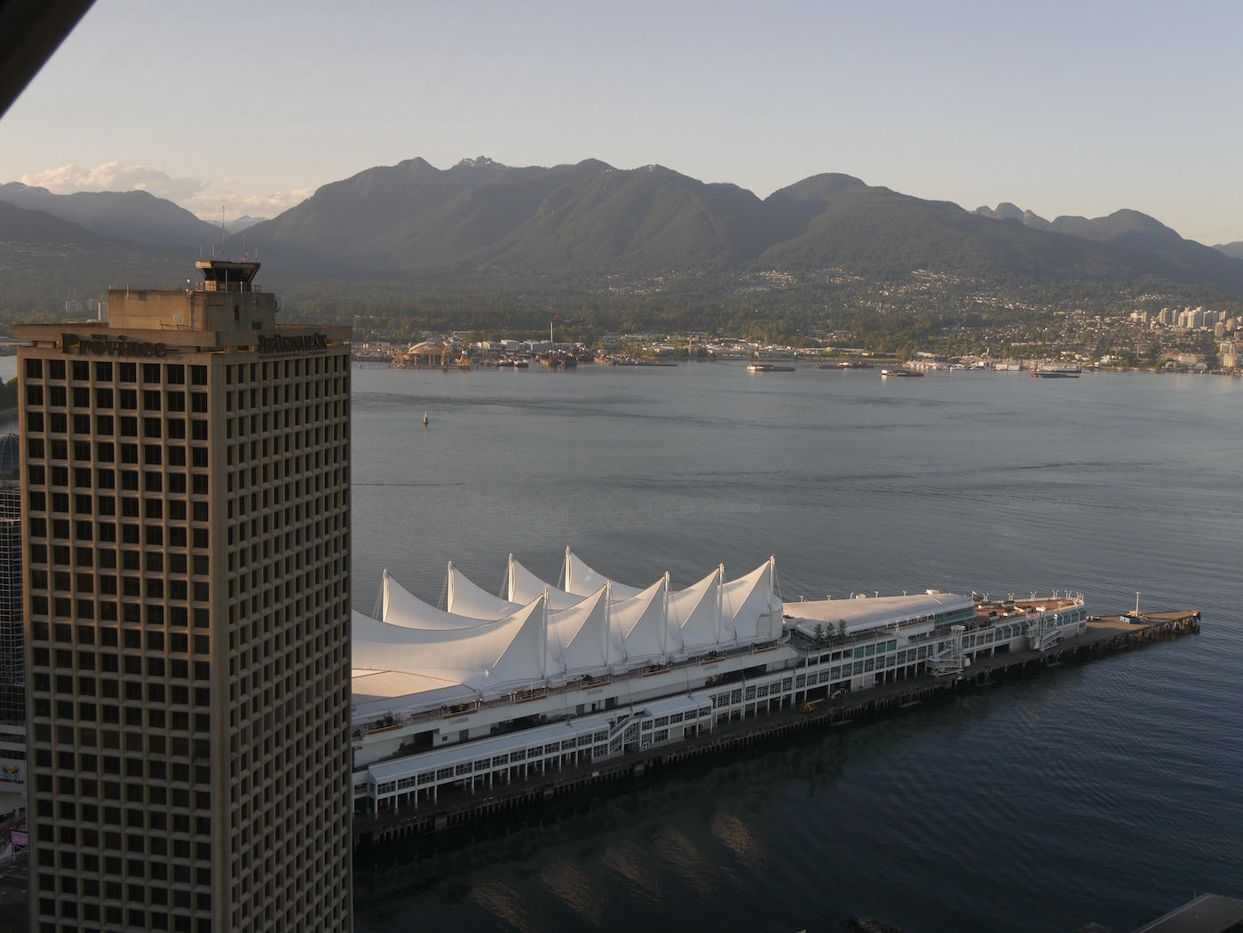 Vue Canada Place Tour Lookout