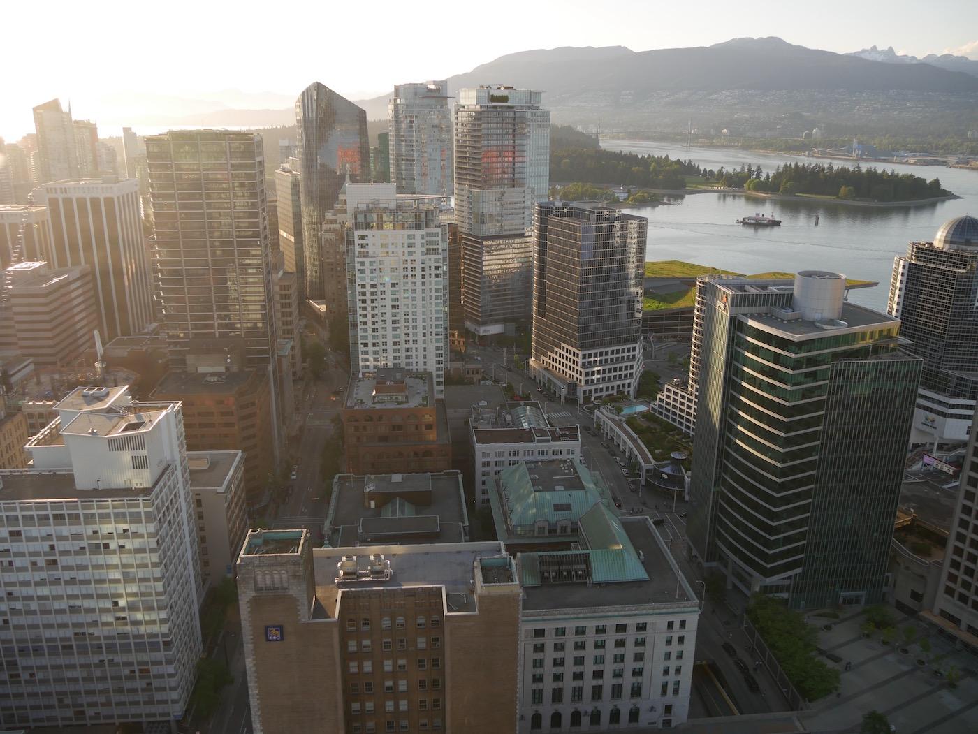 Tour Lookout Vancouver