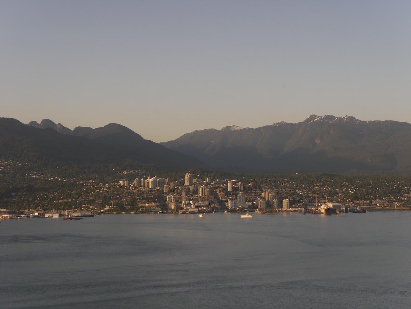 Vue North Vancouver Tour Lookout