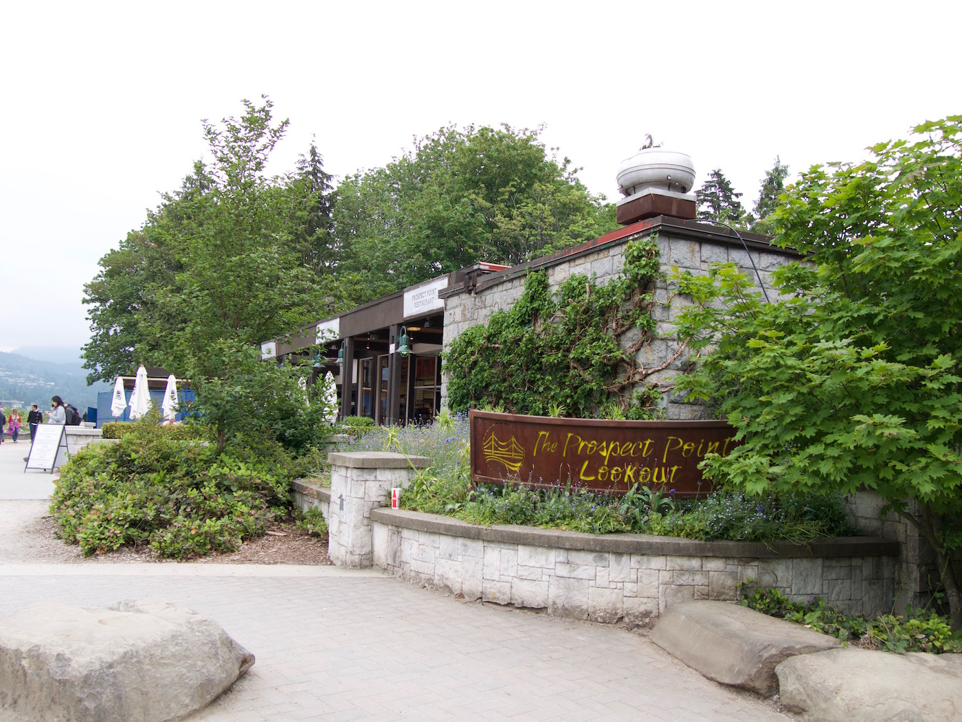 Stanley Park Vancouver Prospect Point