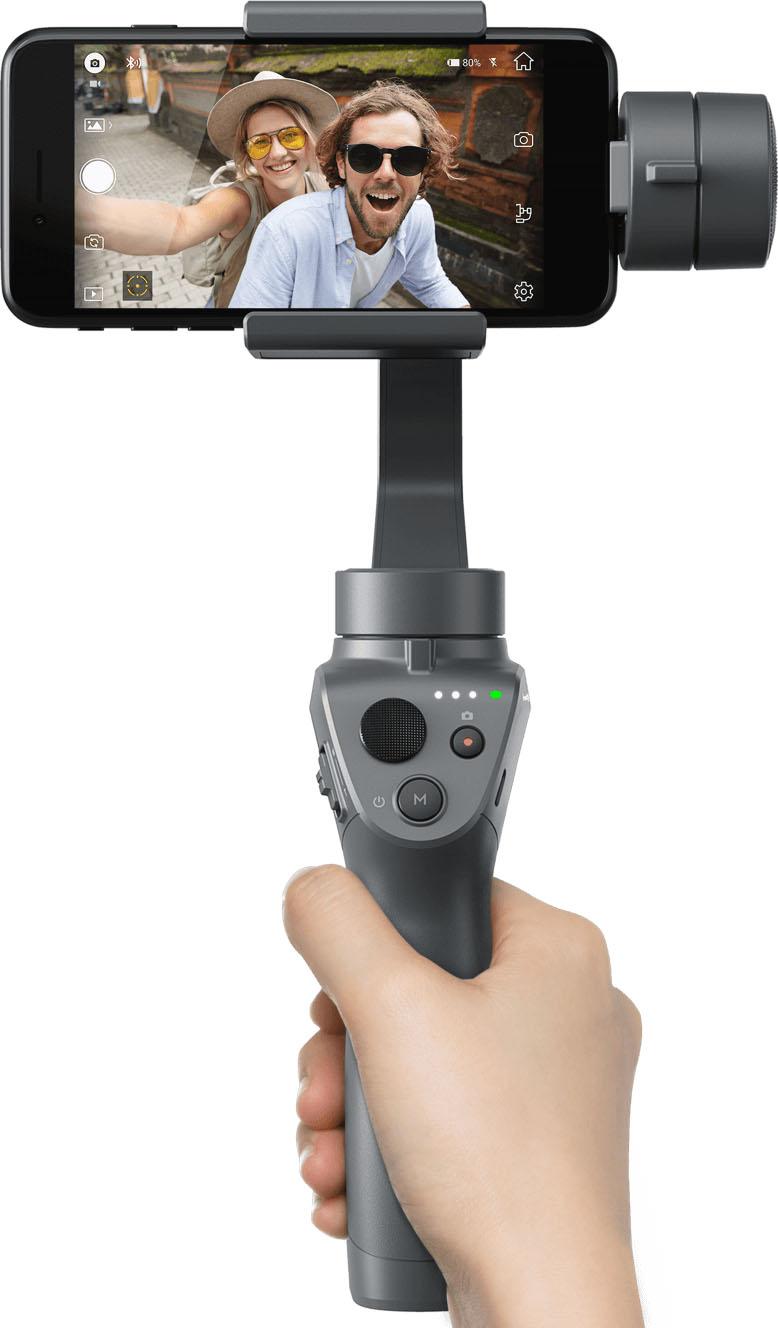 Stabiliser ses vidéos de smartphone