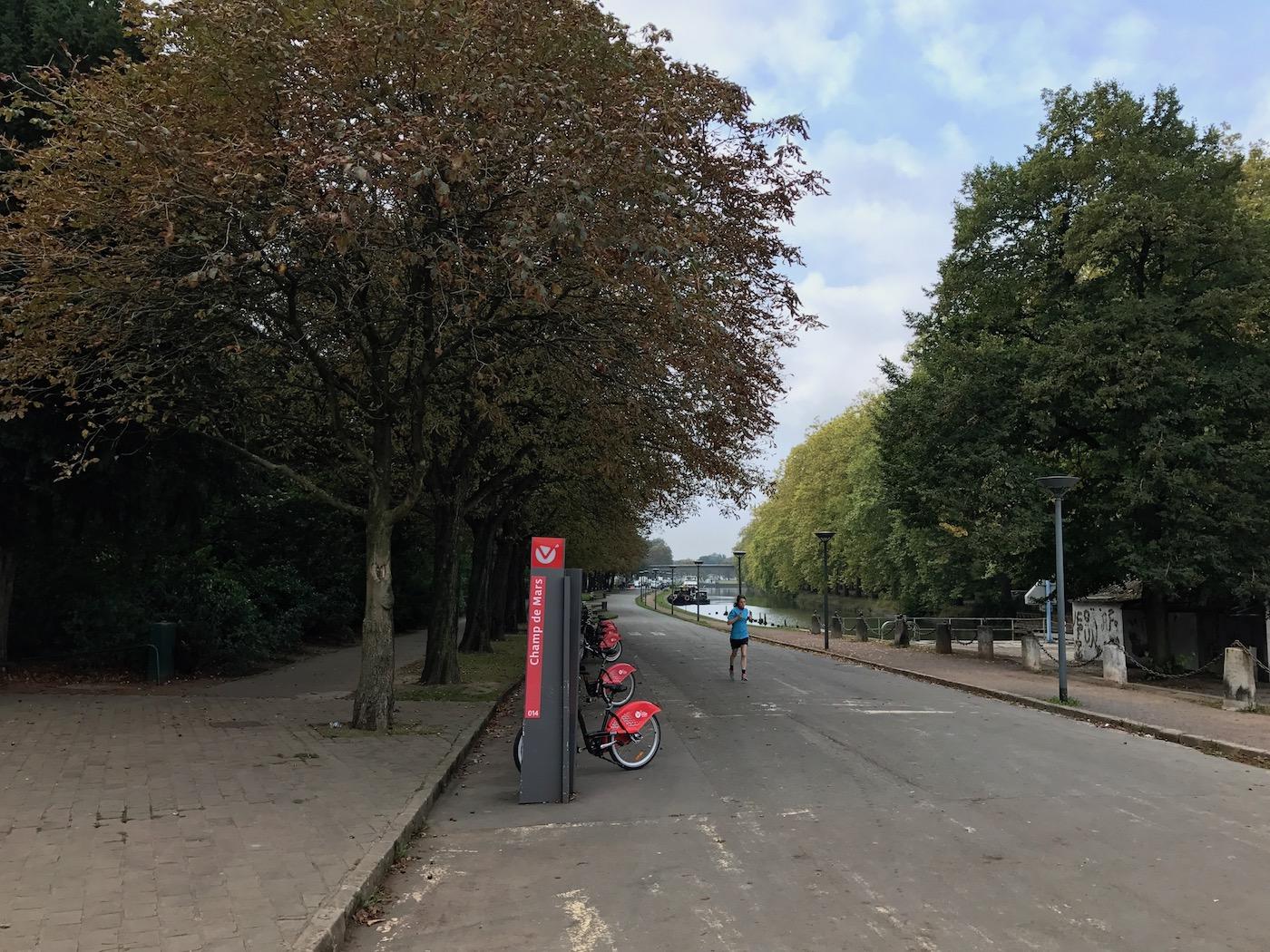 location vélo