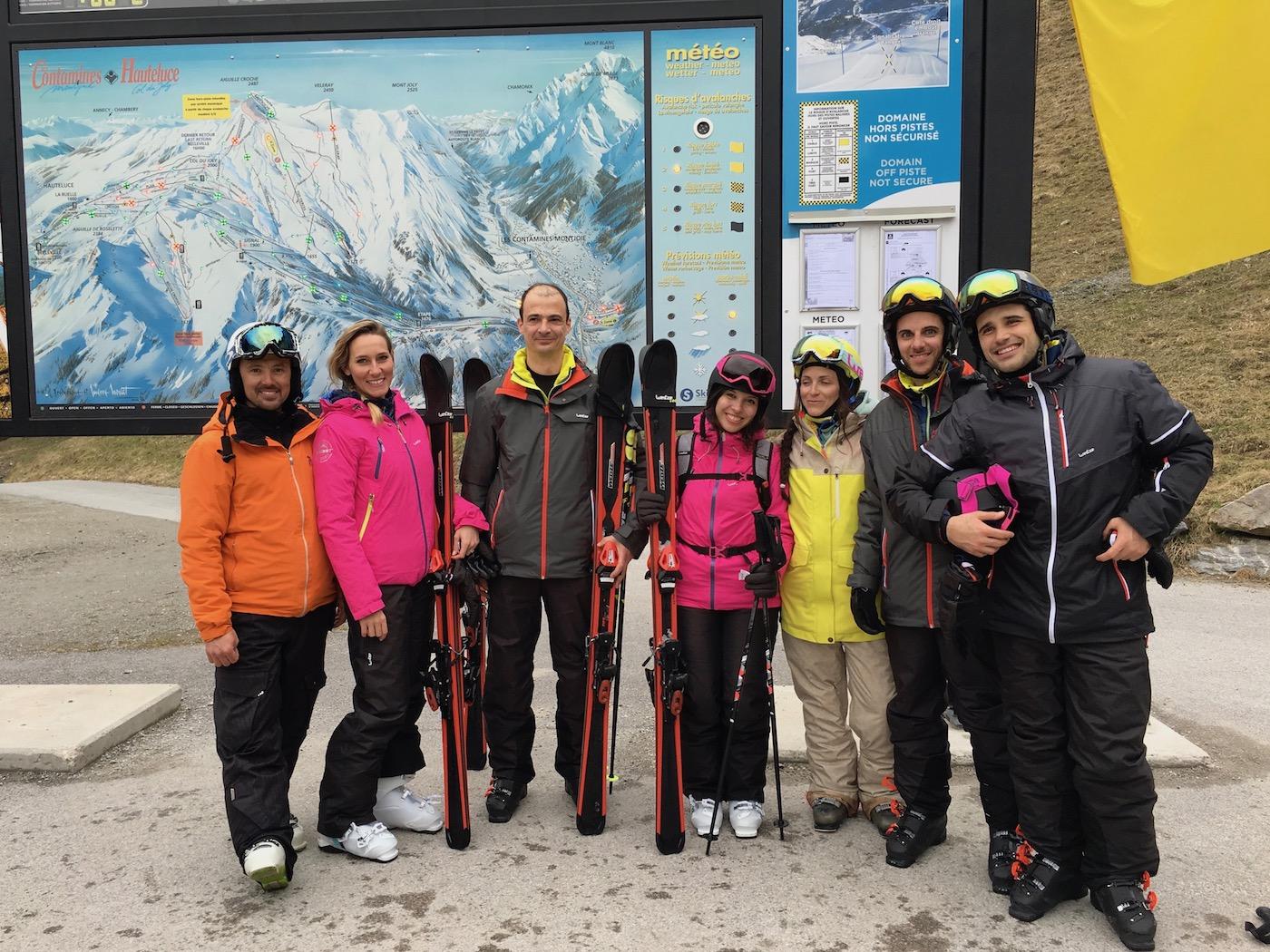 ski boost 300 archtec wedze