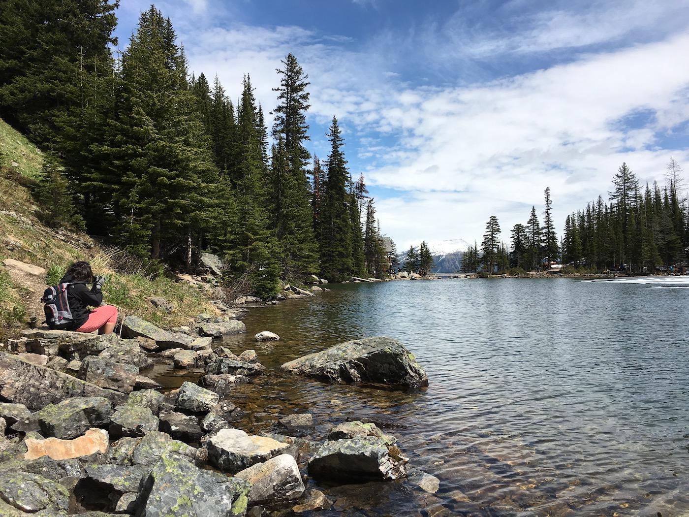 Lac Agnes