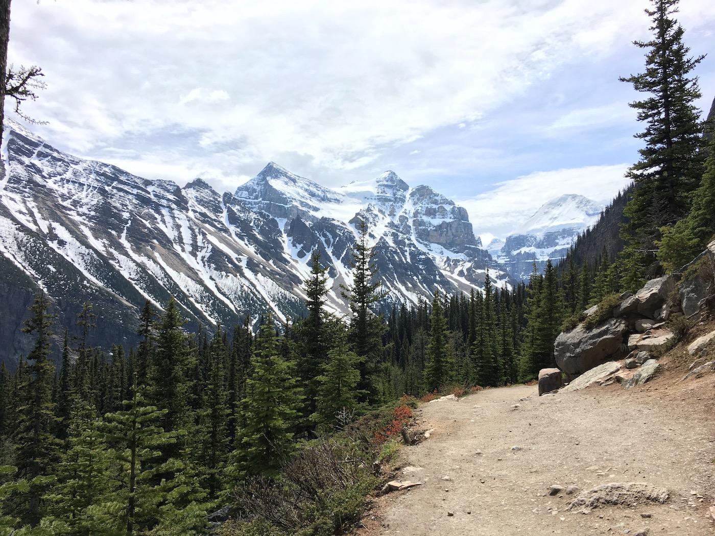 Randonnée Parc Banff