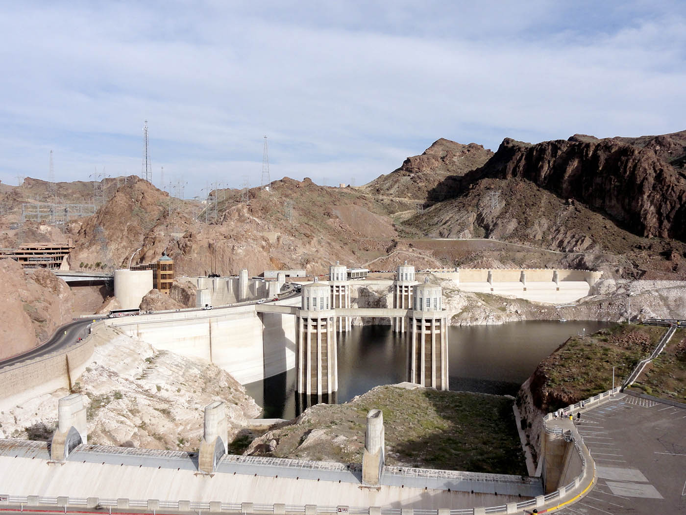 barrage hoover