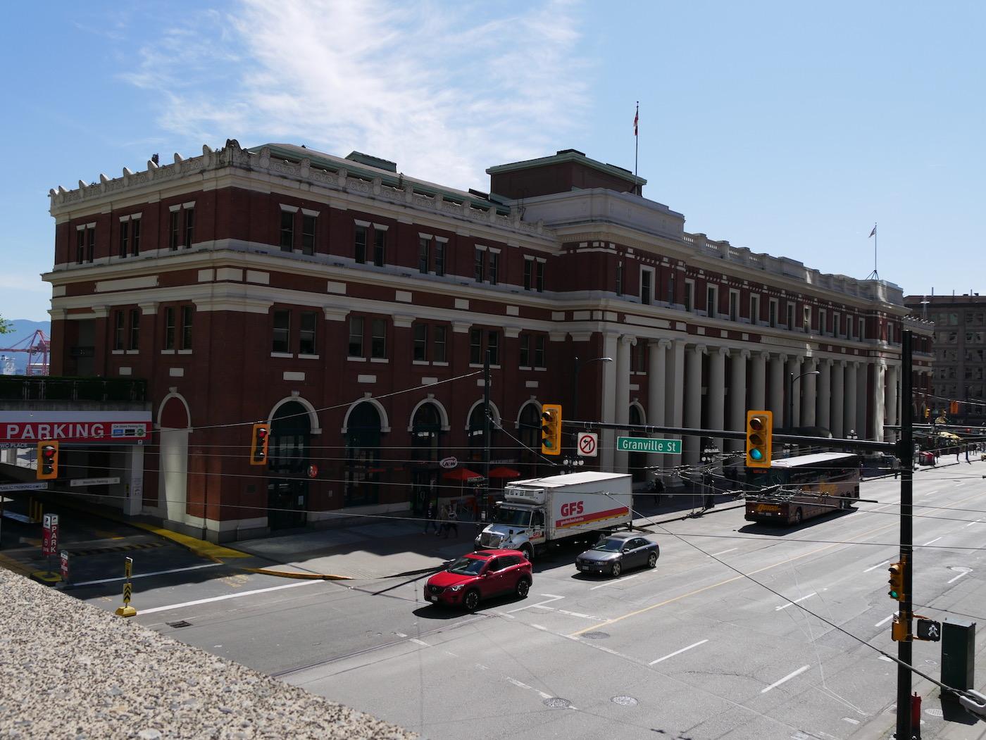 Gare Vancouver