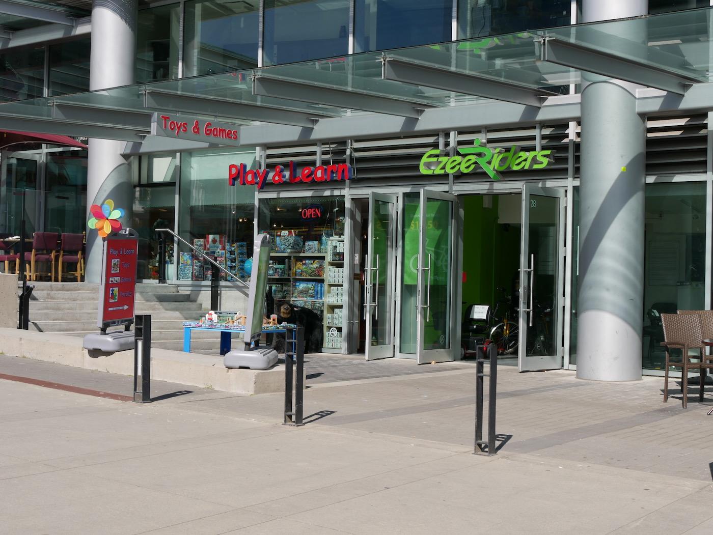 visiter Vancouver en roller et en vélo
