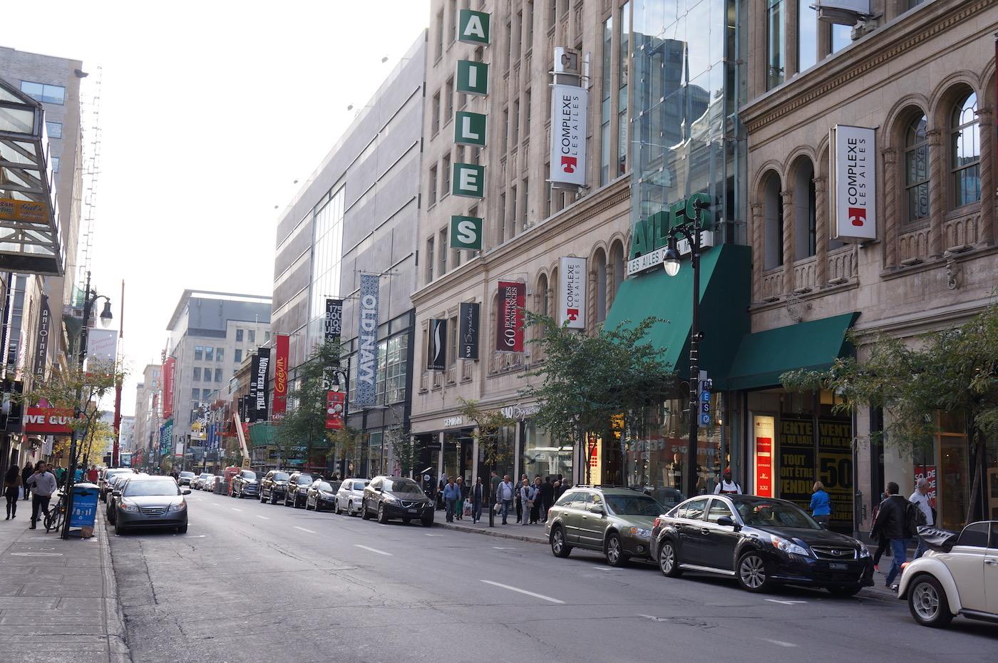 activité Montréal