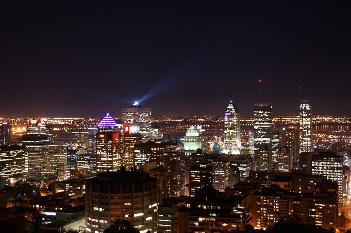 voyage montreal