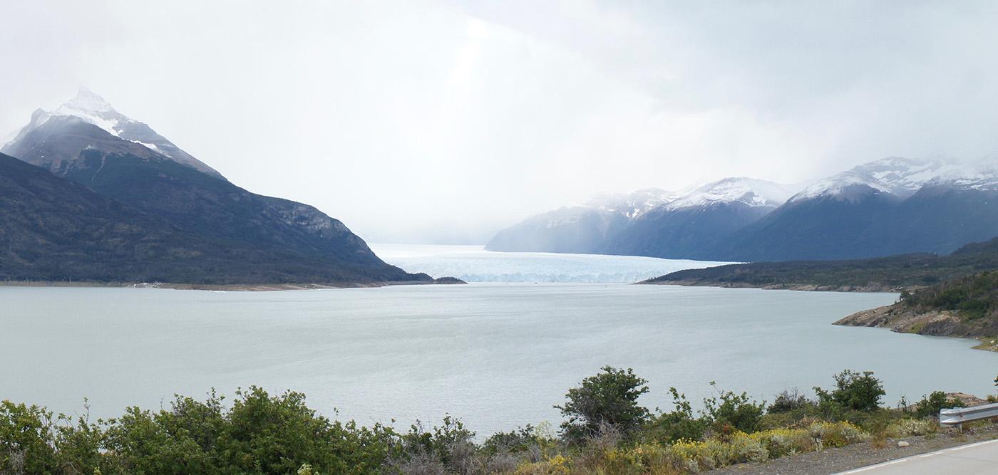 Comment se rendre au Perito Moreno