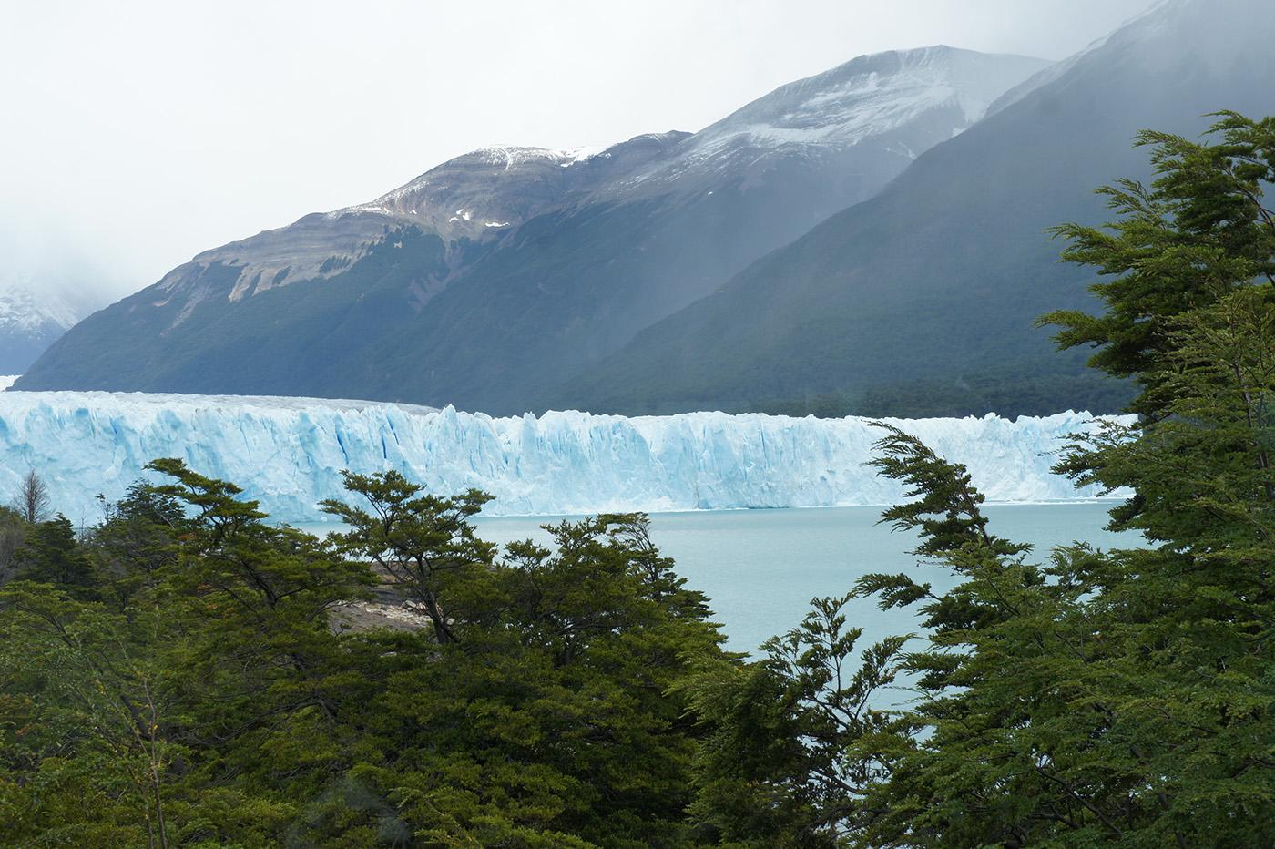 visiter le Perito Moreno