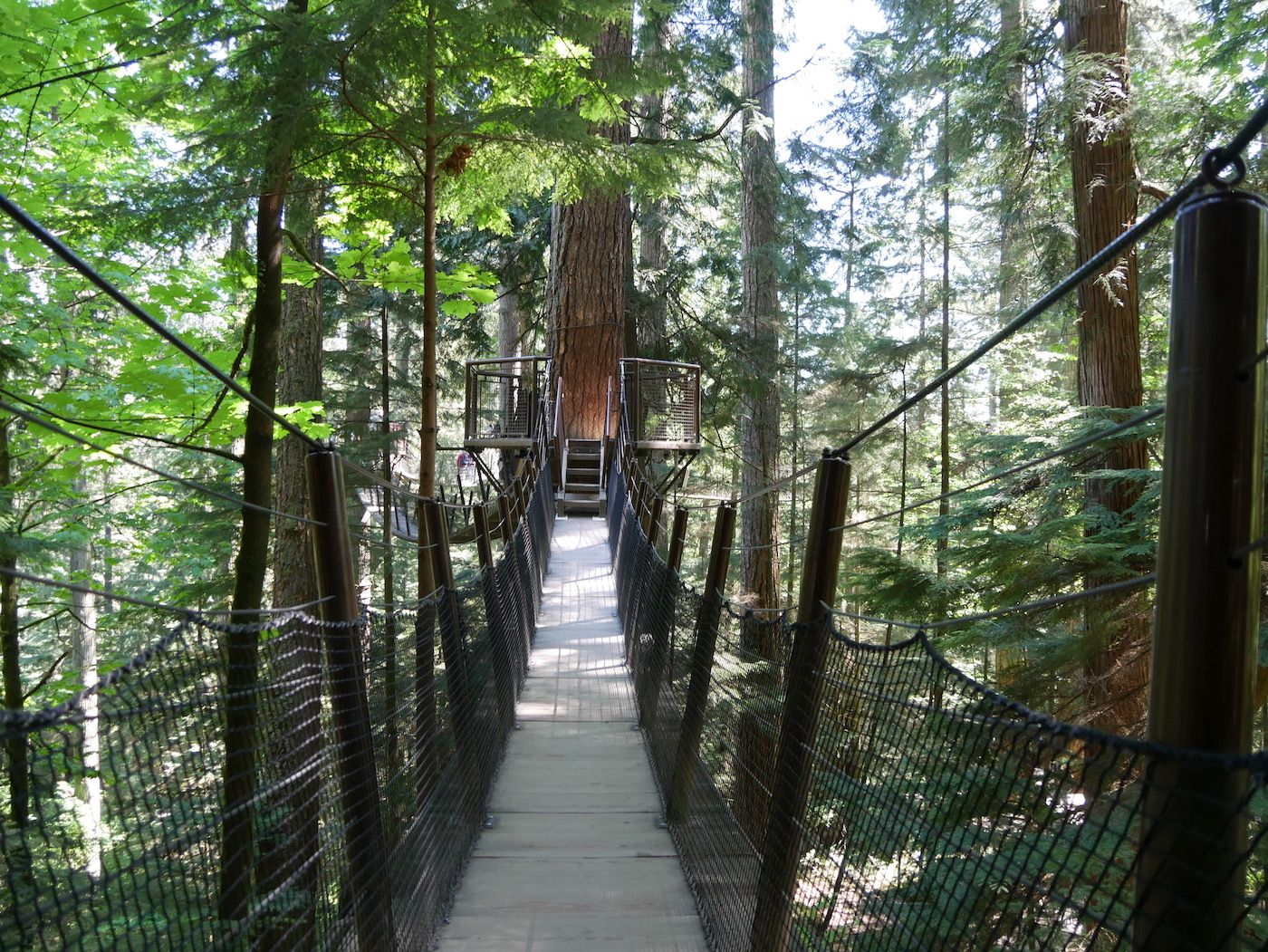 Pont Suspendu Capilano