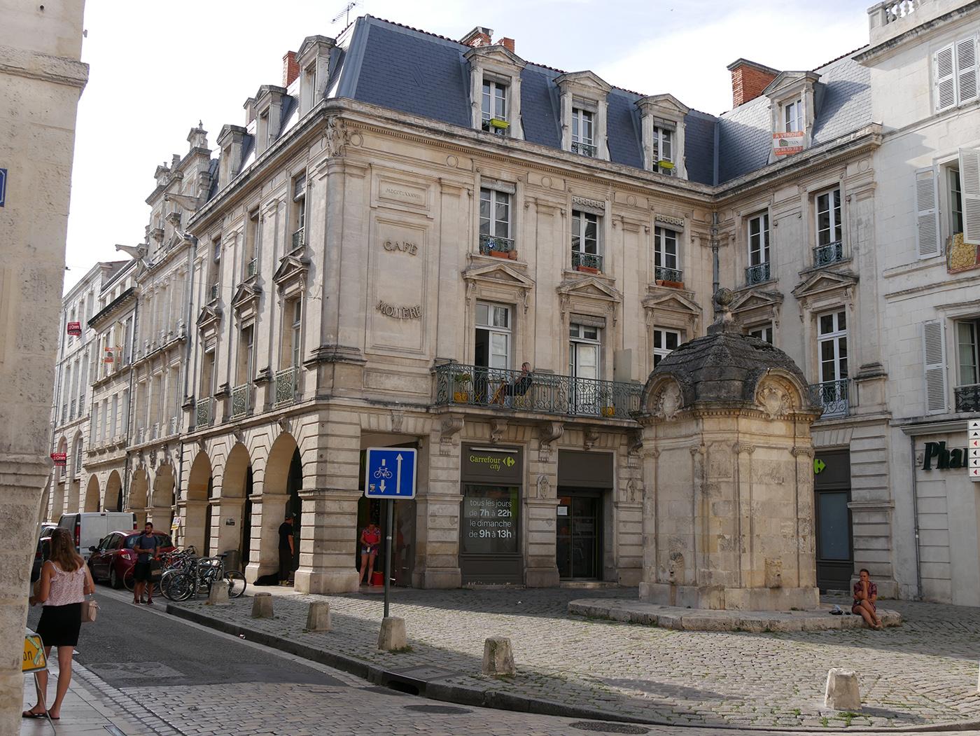 La Rochelle lieux d'intérêts