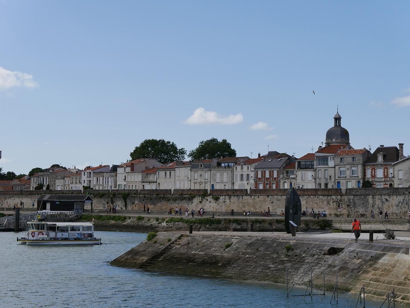 La Rochelles et ses environs