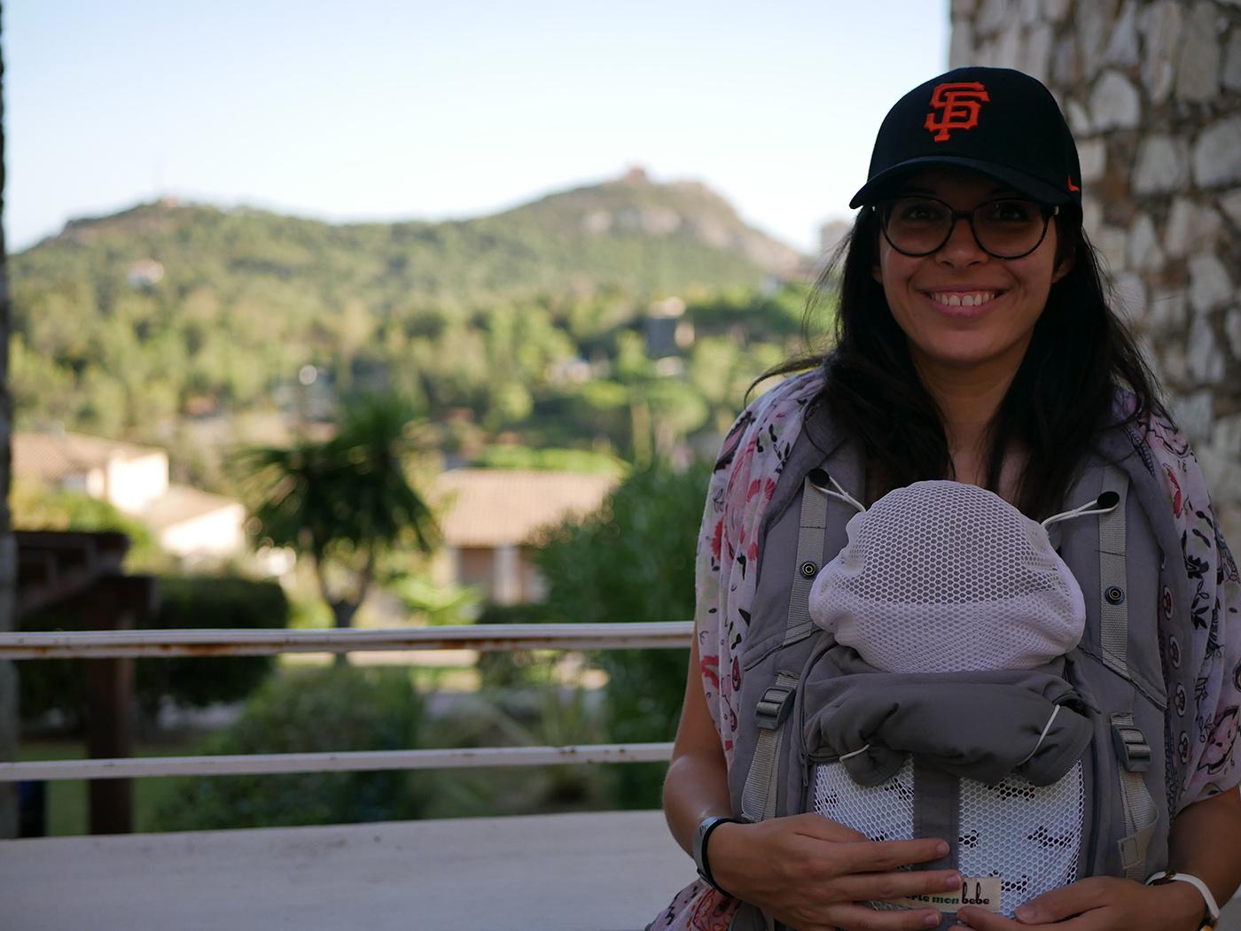 Visiter l'Esterel avec un bébé