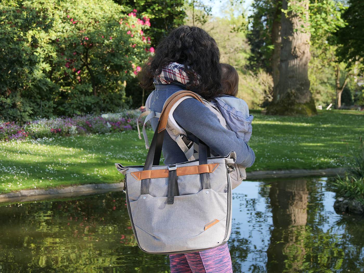 sac à langer bébé pour voyager