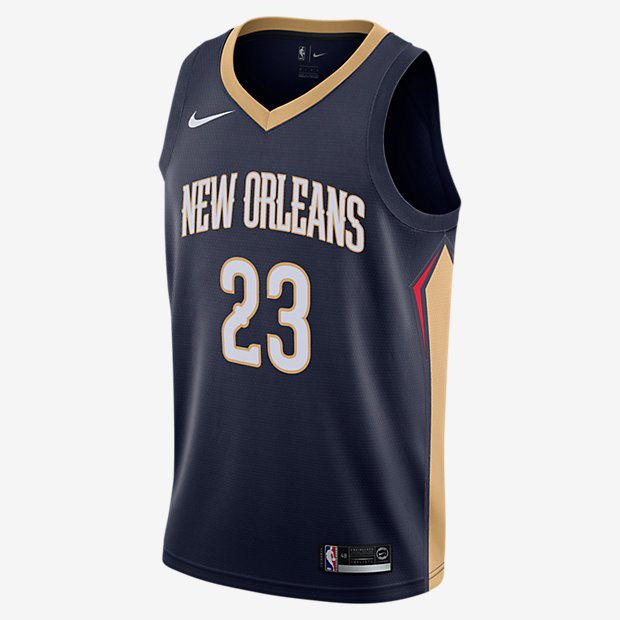 maillot-nba-New-Orleans-anthony-davis