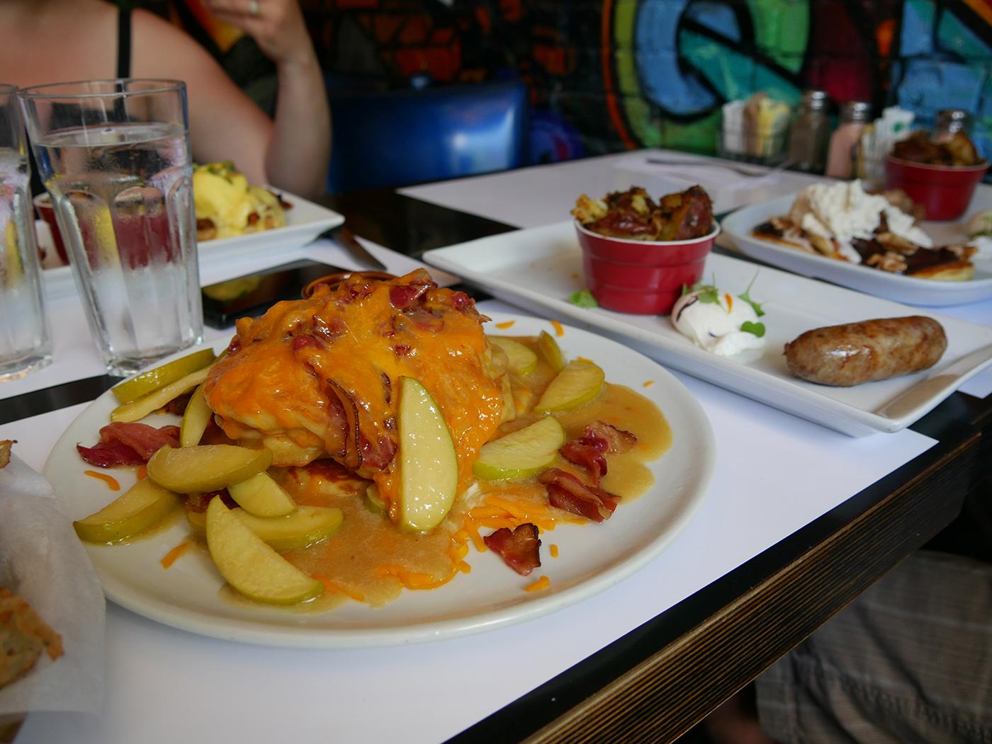 où manger à Montréal un brunch