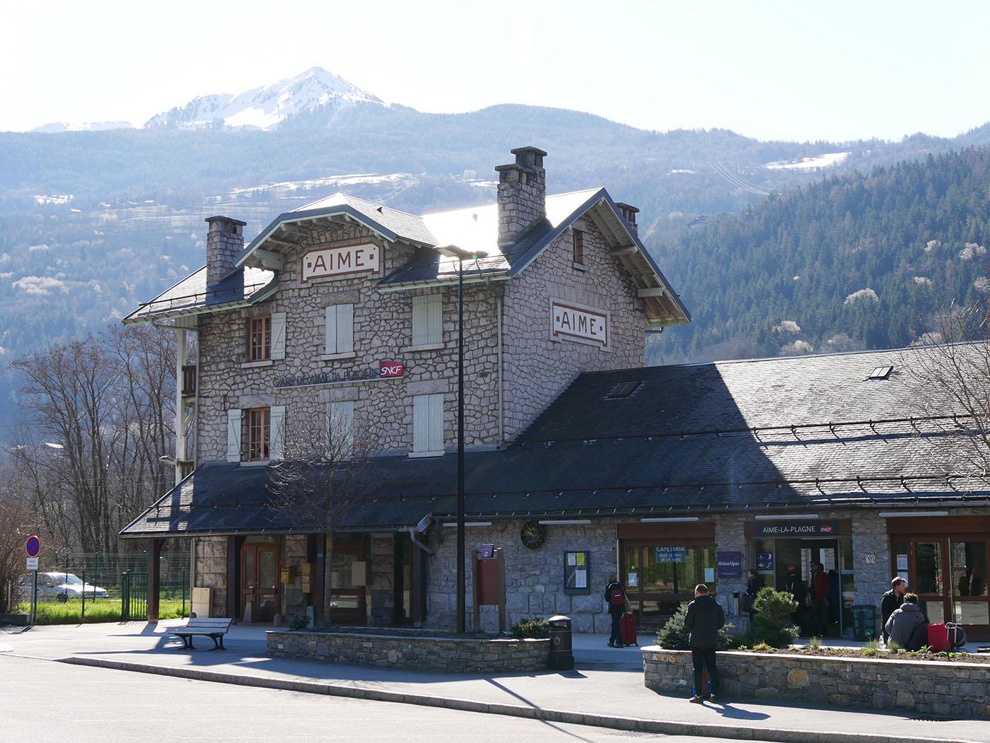 location ski