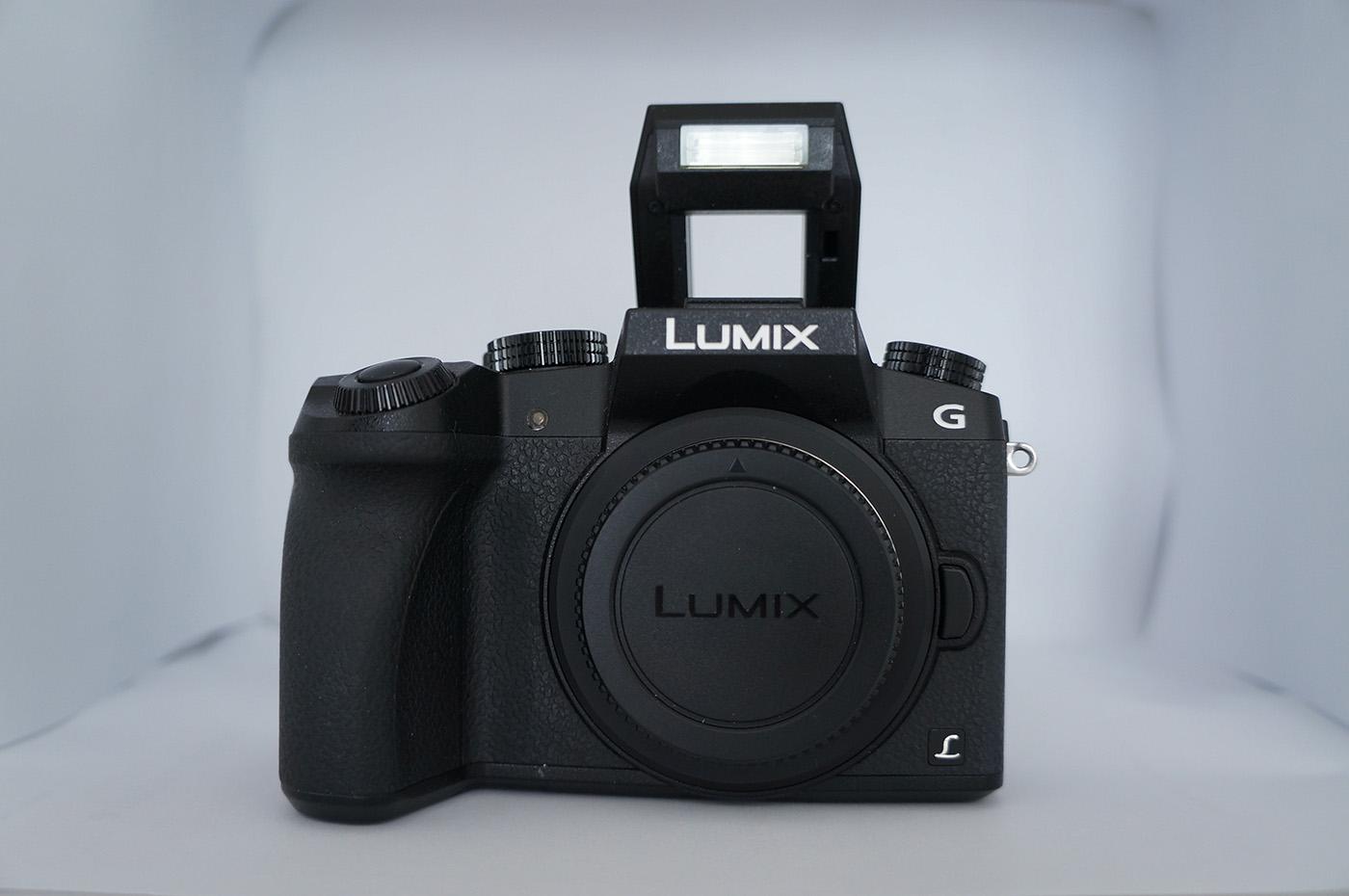 Lumix G7 de Panasonic