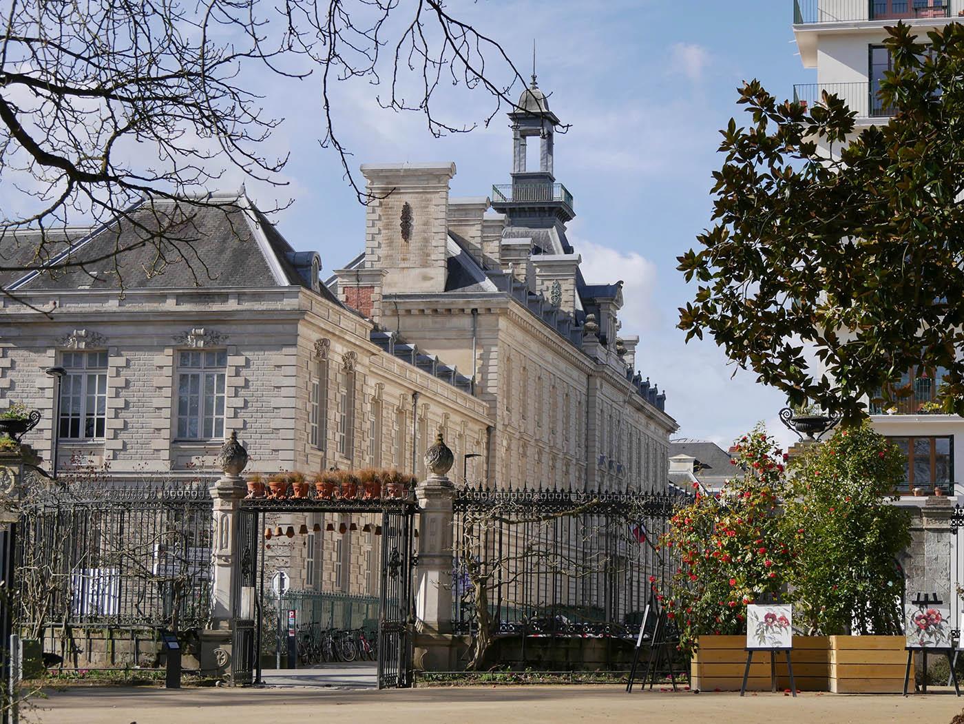 photo paysage Nantes