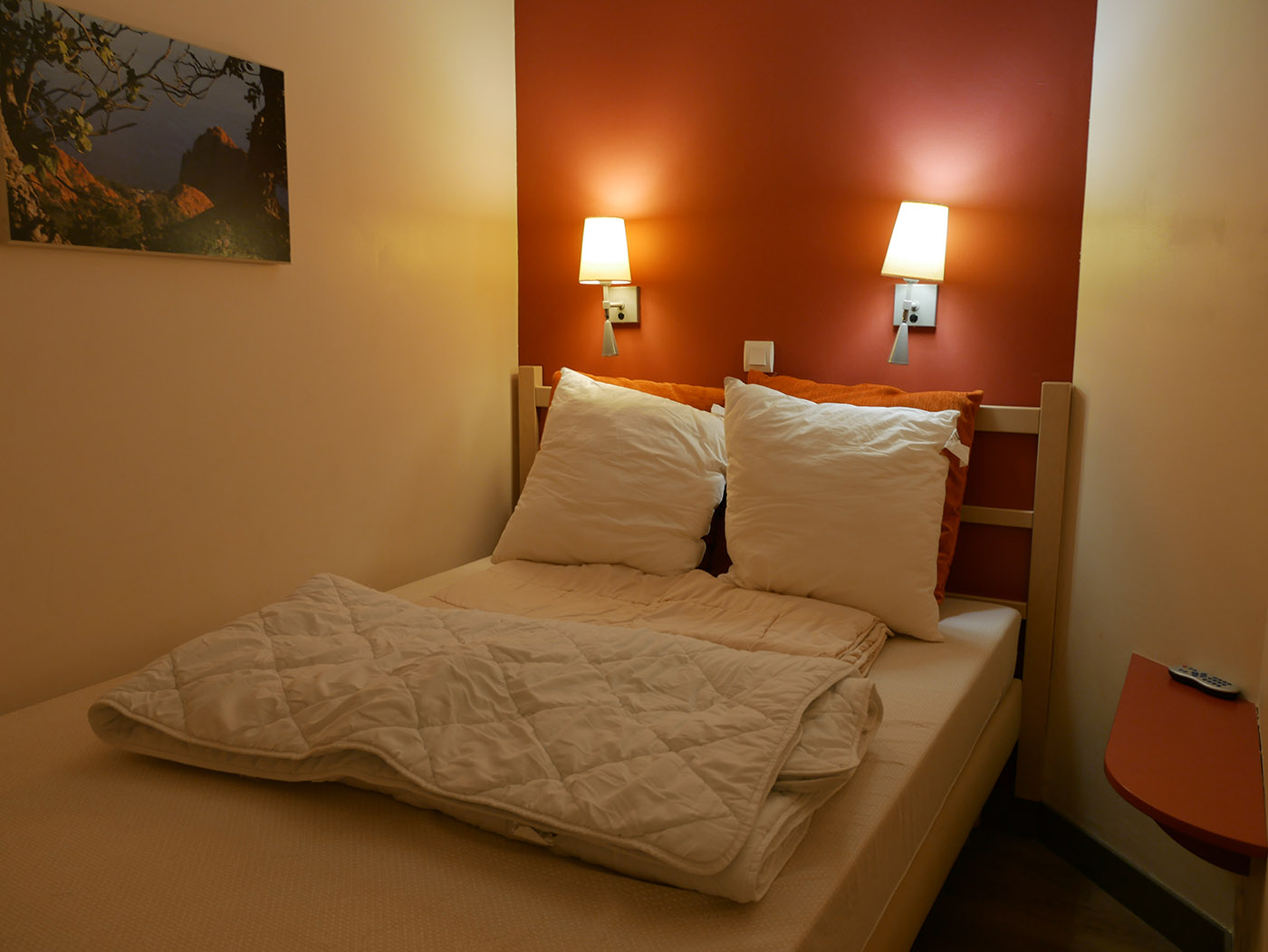 chambre résidence Cap Esterel