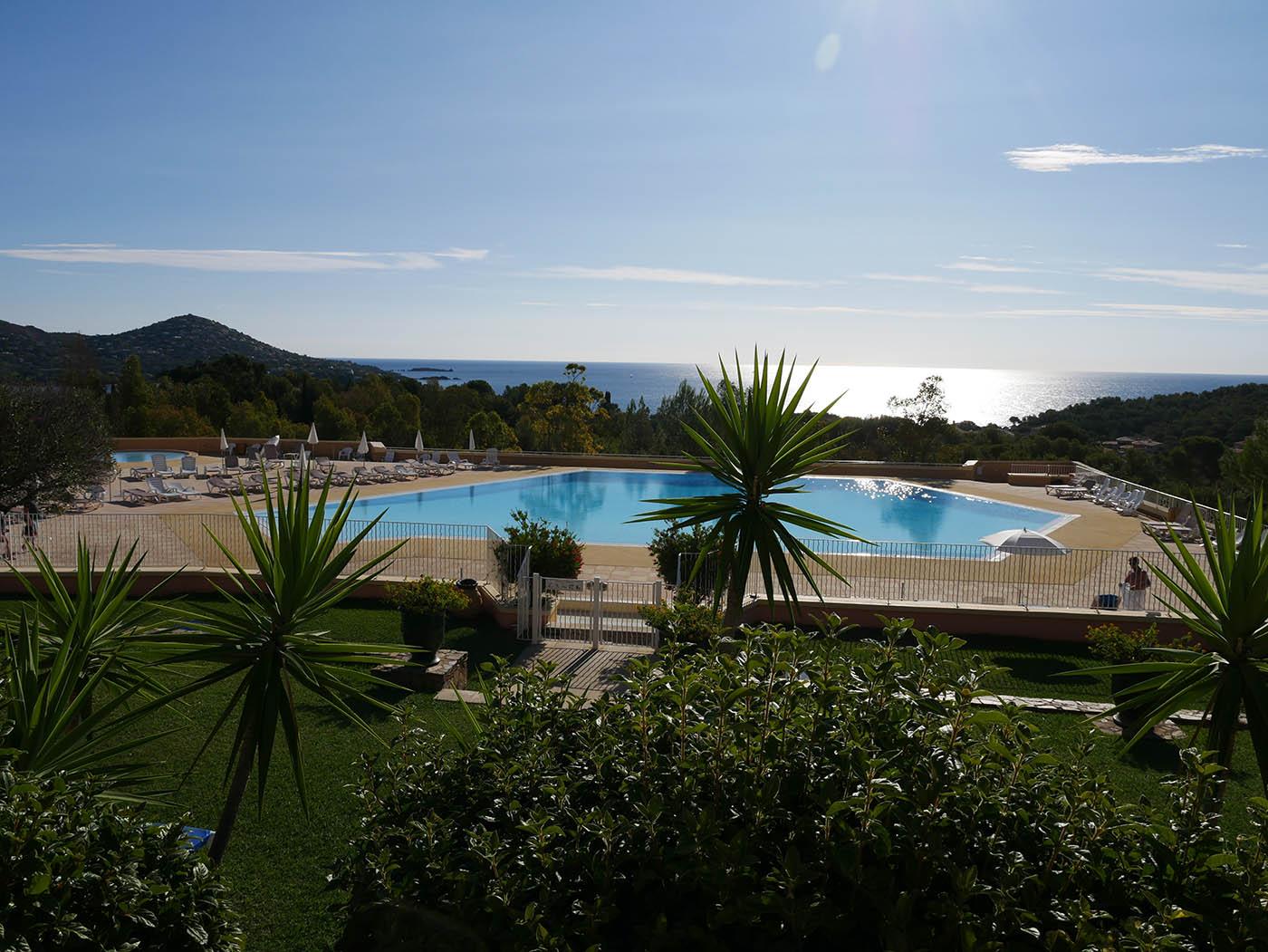 piscine Maeva Cap esterel Hameau