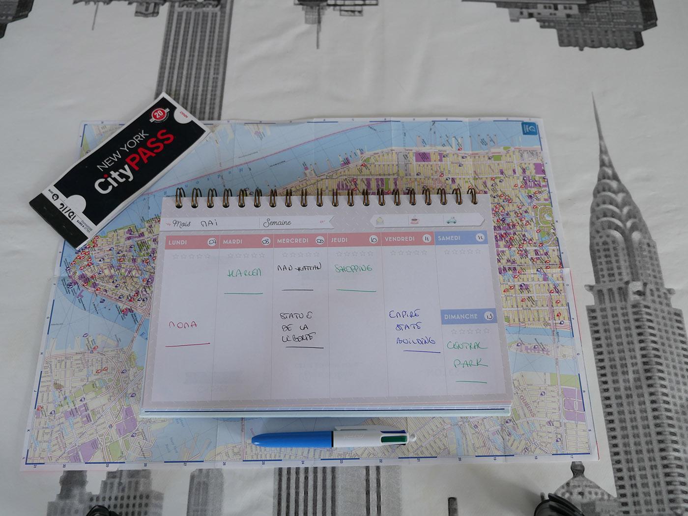comment planifier un voyage à New York ?