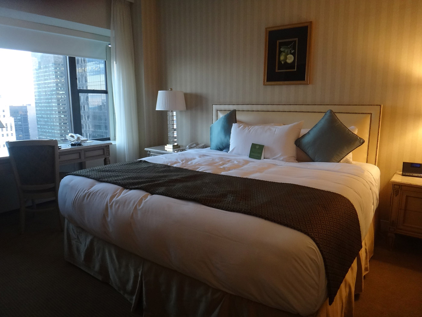 Quel Hotel Choisir A New York