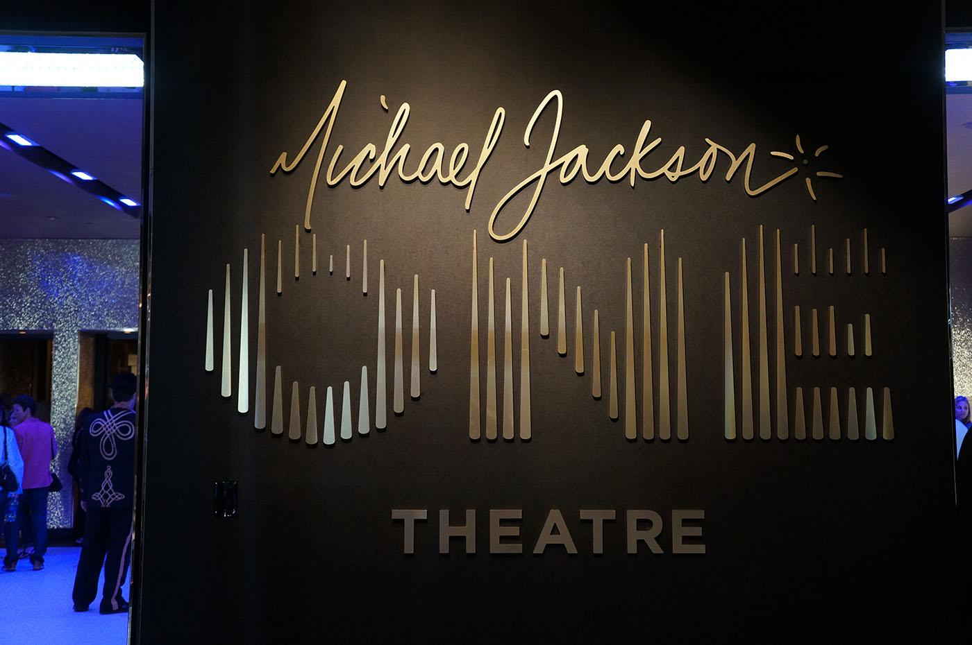 Cirque du Soleil One Mickael Jackson à Las Vegas
